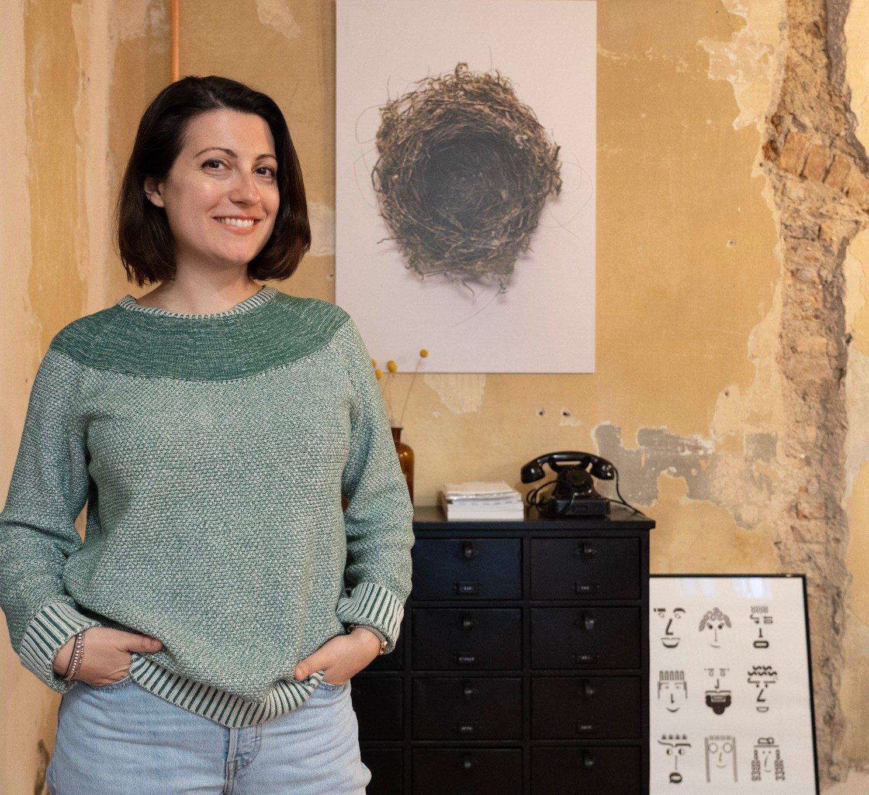 Sara Malaguti digital strategist