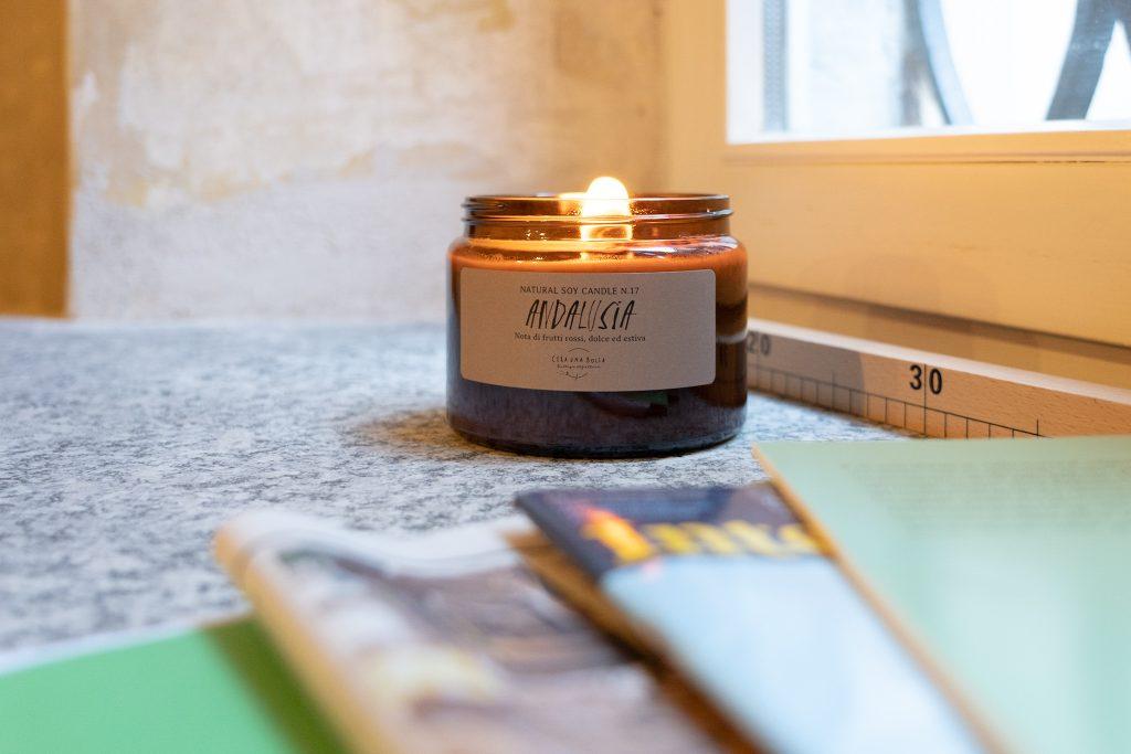 FLIP Academy-candle